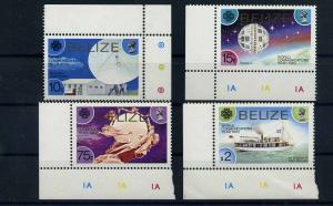 BELIZE 1983 Nr 715-718 postfrisch (104740)