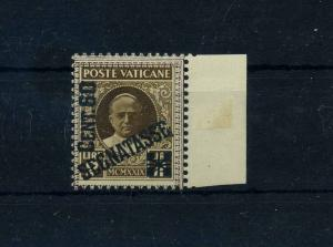 VATIKAN 1931 Nr P5 postfrisch (104764)