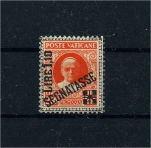 VATIKAN 1931 Nr P6 postfrisch (104765)