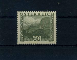 OESTERREICH 1929 509 Haftstelle/Falz (104885)