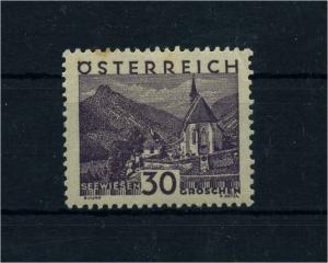 OESTERREICH 1929 506 Haftstelle/Falz (104888)