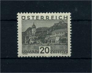 OESTERREICH 1929 503 Haftstelle/Falz (104890)