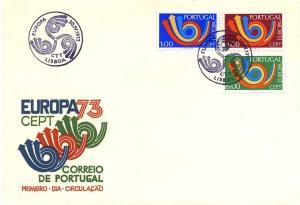 PORTUGAL 1973 Nr 1199-1201 gestempelt (105290)