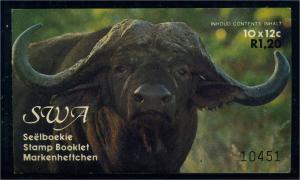 SUEDWESTAFRIKA 1985 Markenheftchen postfrisch (106016)
