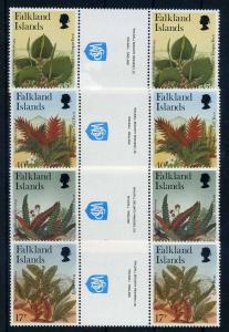 FALKLAND INSELN 1997 Nr 687-690 postfrisch (106159)