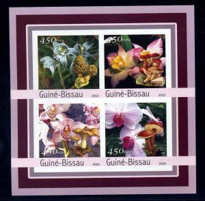 GUINEA-BISSAU 2003 Block postfrisch (106170)