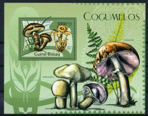 GUINEA-BISSAU 212 Block postfrisch (106174)