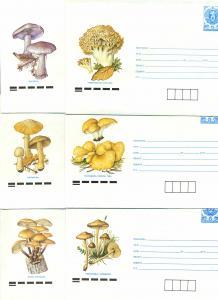 BULGARIEN 1991 Ganzsachen postfrisch (106184)