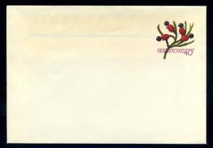 NEUSEELAND Ganzsache postfrisch (106186)