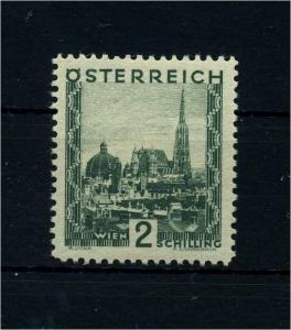 OESTERREICH 1929 Nr 511 Haftstelle/Falz (106549)