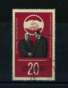 DDR 1966 Nr 1176 f7 gestempelt (104190)