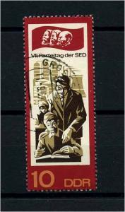 DDR 1967 Nr 1269 f1 gestempelt (104275)