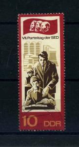 DDR 1967 Nr 1269 f1 gestempelt (104276)