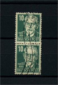 DDR 1952 Nr 330 II gestempelt (104371)