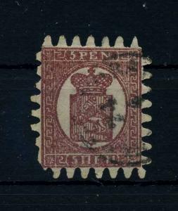 FINNLAND 1856 Nr 5C gestempelt (106942)