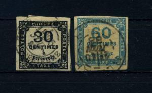 FRANKREICH 1871 Nr P8-9 gestempelt (107175)