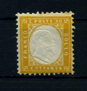 ITALIEN 1862 Nr 12 postfrisch (107356)