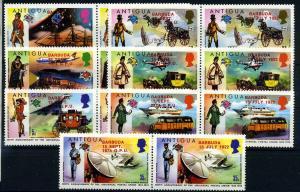 ANTIGUA 1974 Nr 157-170 postfrisch (107399)