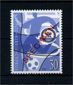 ZYPERN 2004 Nr 1031 postfrisch (107414)