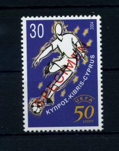 ZYPERN 2004 Nr 1032 postfrisch (107415)