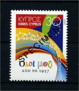ZYPERN 2007 Nr 1095 postfrisch (107426)