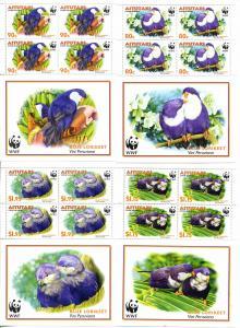 AITUTAKI 2002 Nr 772-775 postfrisch (107448)