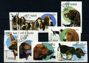 VIETNAM 1989 Nr 2073-2079 gestempelt (107454)