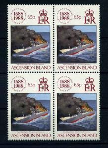 ASCENSION 1988 Nr 478 postfrisch (107688)