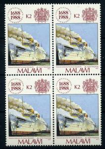 MALAWI 1988 Nr 520 postfrisch (107690)
