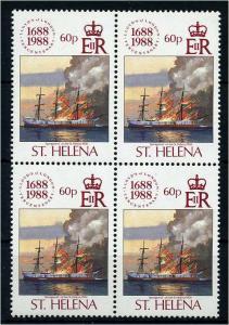 ST.HELENA 1988 Nr 494 postfrisch (107691)