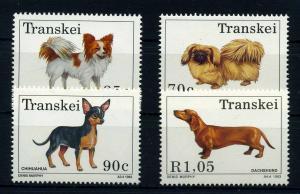 TRANSKEI 1993 Nr 299-302 postfrisch (107692)
