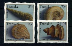 TRANSKEI 1992 Nr 295-298 postfrisch (107696)