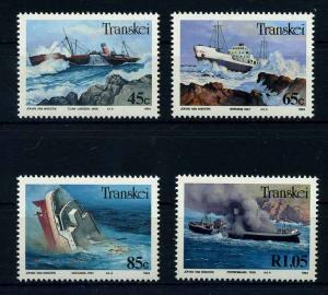 TRANSKEI 1994 Nr 315-318 postfrisch (107698)