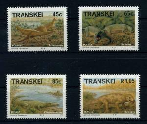 TRANSKEI 1994 Nr 303-306 postfrisch (107701)