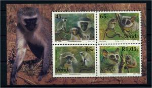 VENDA 1994 Bl.12 postfrisch (107703)