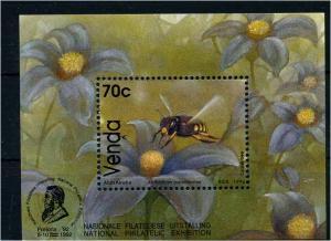 VENDA 1992 Bl.8 postfrisch (107711)