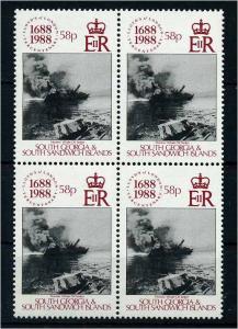 SUEDGEORGIEN 1988 Nr 175 postfrisch (107729)