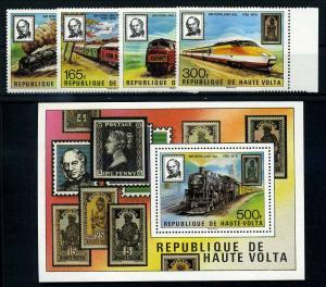 OBERVOLTA 1979 Lot postfrisch (107814)