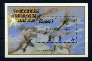 ANTIGUA 2000 Bl.345 postfrisch (107854)