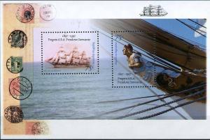 ARGENTINIEN 1997 Bl.61 postfrisch (107943)