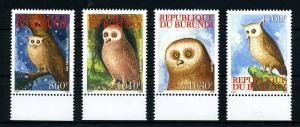 BURUNDI 2009 Nr 1926-1929 postfrisch (107951)
