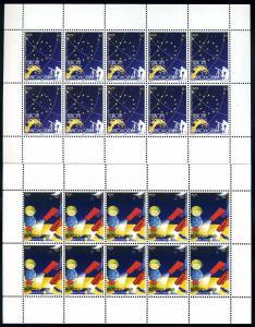 KOSOWO 2009 Nr 132-133 postfrisch (107961)