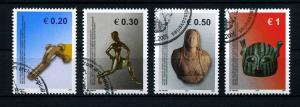 KOSOWO 2005 Nr 38-41 gestempelt (107965)