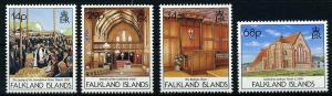FALKLAND INSELN 1982 Nr 557-560 postfrisch (107999)