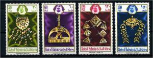 BAHRAIN 1975 Nr 226-229 postfrisch (108012)