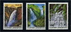 GRIECHENLAND 1988 Nr 1692-1694 postfrisch (108027)