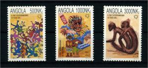 ANGOLA 1994 Nr 957-959 postfrisch (108047)