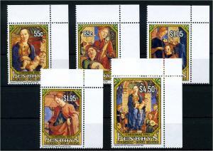 PENRHYN 1993 Nr 554-558 postfrisch (108083)