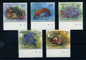 PENRHYN 1993 Nr 559-563 postfrisch (108084)