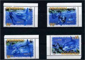 PENRHYN 2003 Nr 605-608 postfrisch (108091)